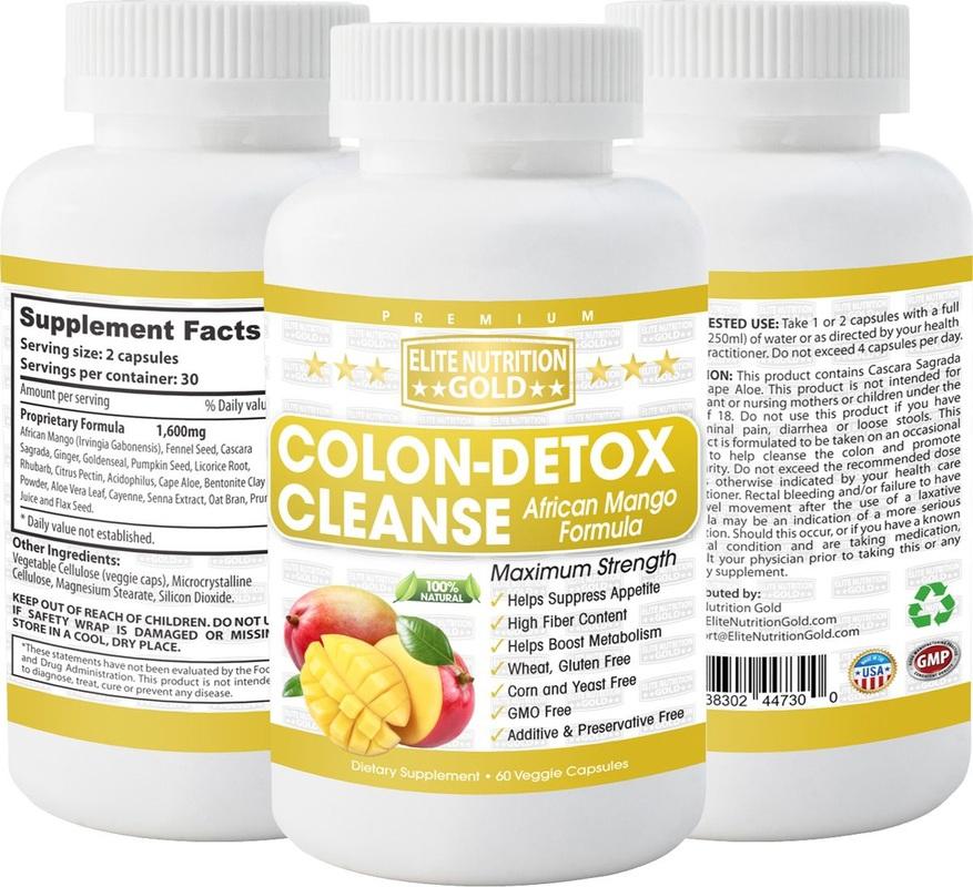 Resultado de imagen para colon cleanse elite nutrition